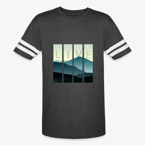 LIVE (New Brand) - Vintage Sport T-Shirt