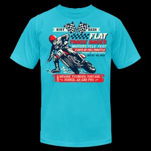 Dirt Dash Moto T-Shirts - Men's Fine Jersey T-Shirt