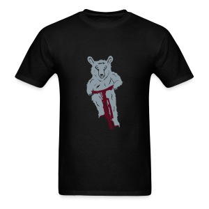 Bear on a Bike - Men's T-Shirt