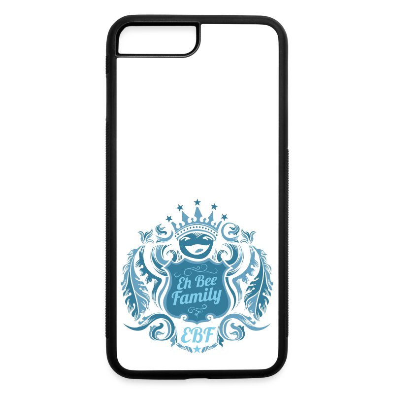 iPhone 7 Plus Family Crest - iPhone 7 Plus/8 Plus Rubber Case