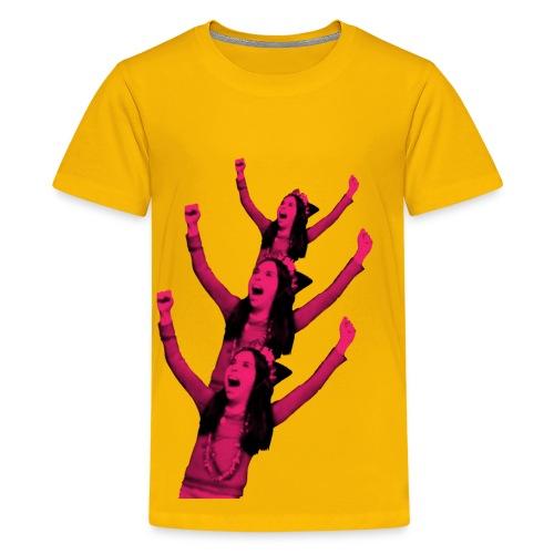 Let's Get Crazy Kids' Premium Tee - Kids' Premium T-Shirt
