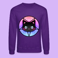 Catagram Crewneck - Crewneck Sweatshirt