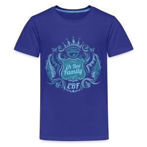 Family Crest Kids' Premium Tee - Kids' Premium T-Shirt