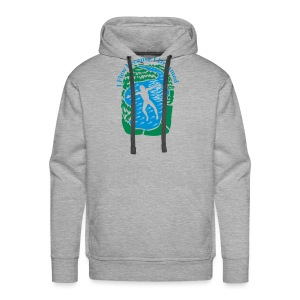 I Flew Because I Dreamed - Men's Premium Hoodie