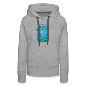 I Flew Because I Dreamed - Women's Premium Hoodie