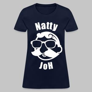 Natty Joh Women's T - Blue (Standard) - Women's T-Shirt