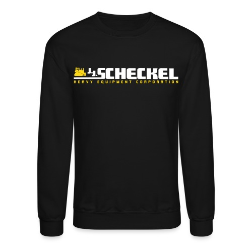 JJ Scheckel Women's Crew Neck Sweatshirt - Crewneck Sweatshirt