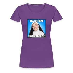 HAVE YOU FOUND RR? WOMEN'S T - Women's Premium T-Shirt