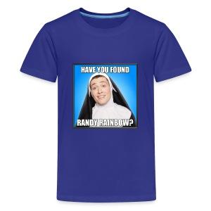 HAVE YOU FOUND RR? KIDS T - Kids' Premium T-Shirt