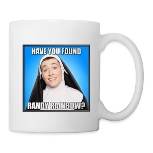 HAVE YOU FOUND RR? MUG - Coffee/Tea Mug