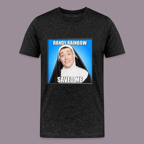 RR SAVED ME MEN'S T - Men's Premium T-Shirt