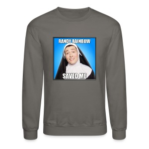 RR SAVED ME UNISEX SWEATSHIRT - Crewneck Sweatshirt