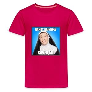 RR SAVED ME KIDS T - Kids' Premium T-Shirt