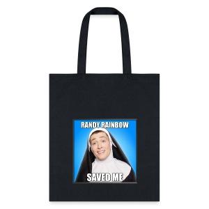 RR SAVED ME TOTE - Tote Bag