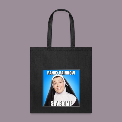 RR SAVED ME TOTE - Tote Bag