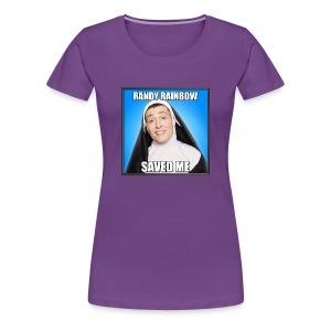 RR SAVED ME WOMEN'S T - Women's Premium T-Shirt