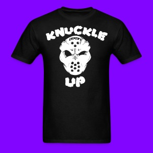 Knuckle Up - Men's T-Shirt