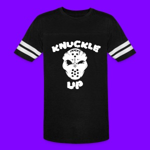Knuckle Up Vintage Sports T - Vintage Sport T-Shirt