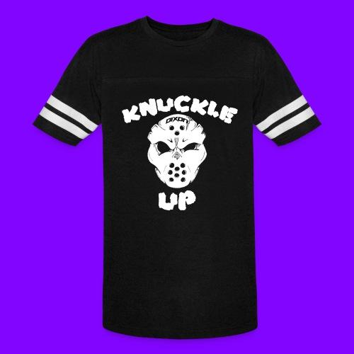 Knuckle Up Vintage Sports T - Vintage Sport T-Shirt