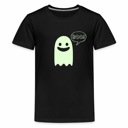 sheet ghost kids tee - Kids' Premium T-Shirt