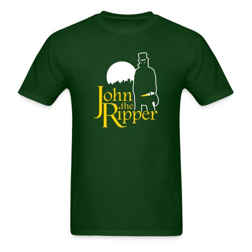 John The Ripper (Unofficial design) - Men's T-Shirt