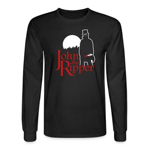 John The Ripper (Unofficial design) - Men's Long Sleeve T-Shirt
