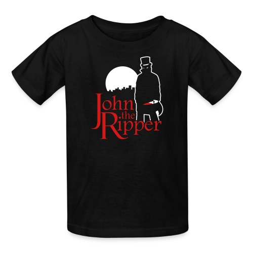 John The Ripper (Unofficial design) - Kids' T-Shirt