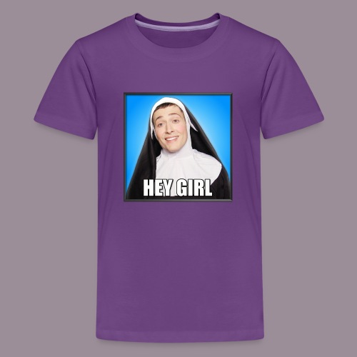 HEY GIRL KIDS T - Kids' Premium T-Shirt
