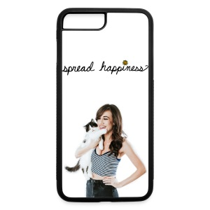 Spread Happiness iPhone 7 plus  case - iPhone 7 Plus/8 Plus Rubber Case