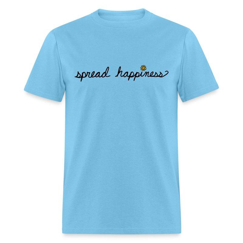 Spread Happiness Men T-Shirt - Men's T-Shirt