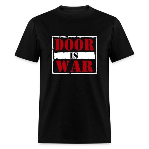 Door is War - Men's T-Shirt