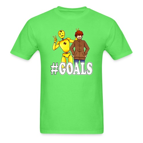 Josh & Dummy - Men's T-Shirt