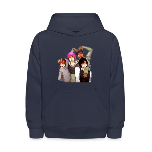 The P.I.E Team - Kids' Hoodie