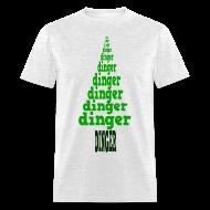 T-Shirts ~ Men's T-Shirt ~ Dinger Tree