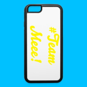 #TeamMeee iPhone 6/6s Rubber Case - iPhone 6/6s Rubber Case