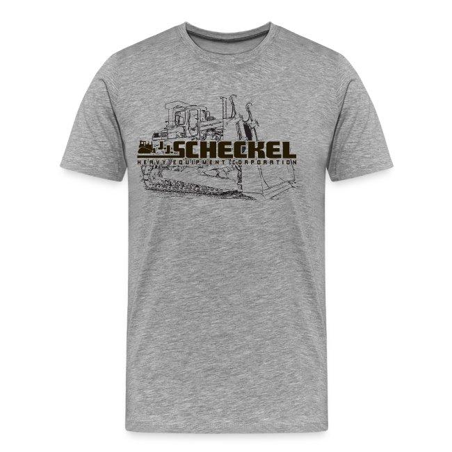 519902b8 JJ Scheckel Heavy Equipment Corporation | JJ Scheckel Dozer Drawing ...