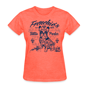 Frenchie's Old School T-Shirts - Women's T-Shirt