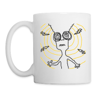 Mugs & Drinkware ~ Coffee/Tea Mug ~ brain