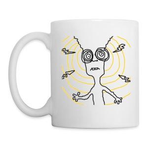 brain - Coffee/Tea Mug