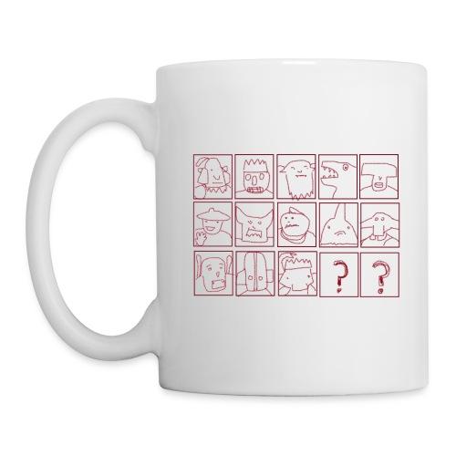 select - Coffee/Tea Mug
