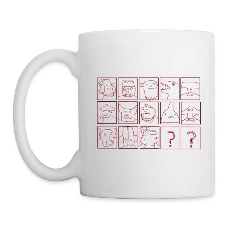 select - Coffee/Tea Mug