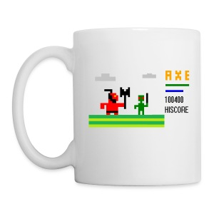 axe - Coffee/Tea Mug