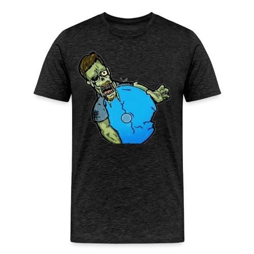 Zombie Bob T-Shirt - Men's Premium T-Shirt