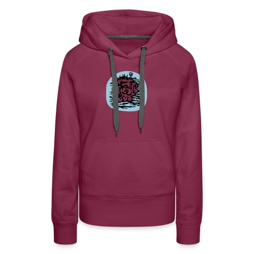 Rose Island - Women's Premium Hoodie
