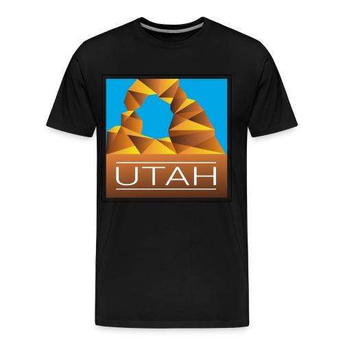 Delicate Arch Tee - Men's Premium T-Shirt