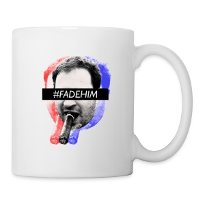Fade Adam Coffee color - Coffee/Tea Mug