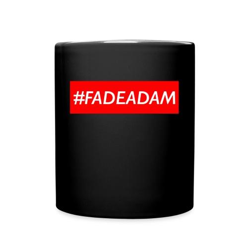 Fade Adam Coffee black - Full Color Mug