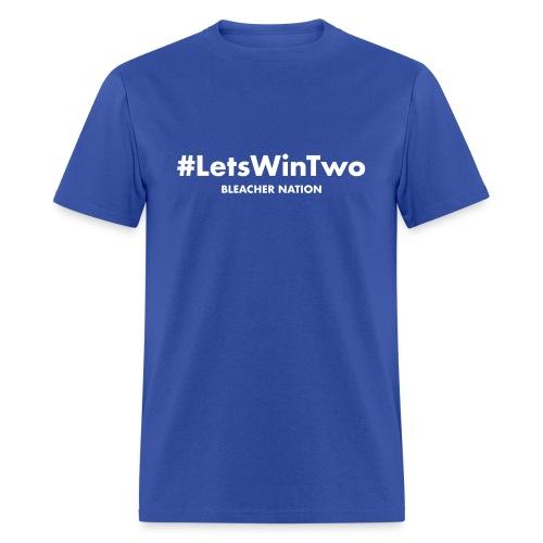 #LetsWinTwo Postseason 2017 - Men's T-Shirt