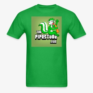 The Pipe Store retro - Men's T-Shirt
