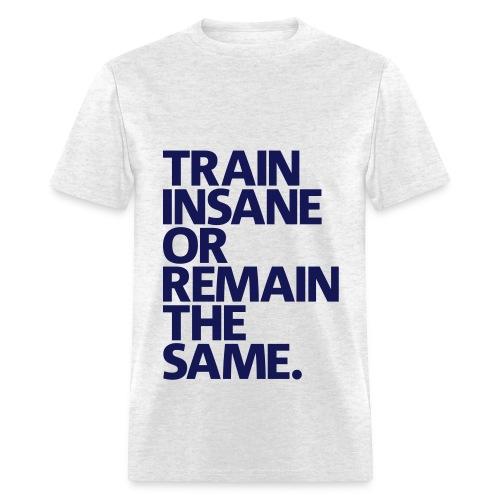 Work out T-shirt - Men's T-Shirt